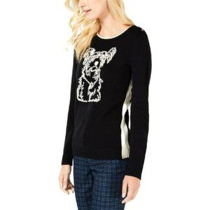 Charter Club Pullover Crew Neck Dog Sweater